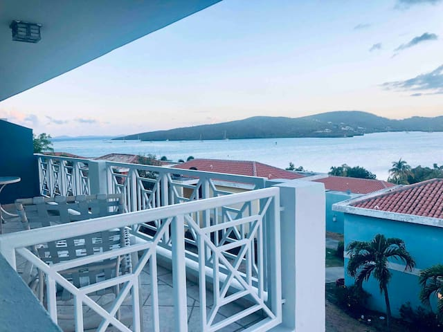 Culebra Ocean View Private owner Condo/Villa