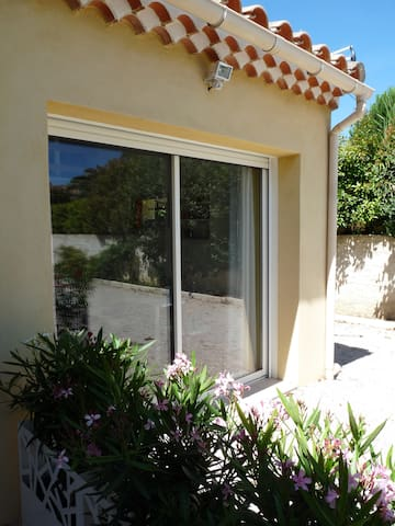 Appartment near Aix and Marseille - Velaux - Byt