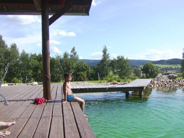 Birkholmhof Urlaub & Natur - Bärnau - Byt