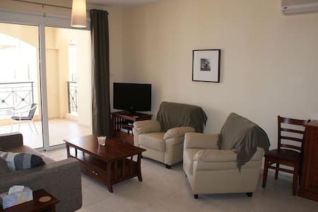 2 bed penthouse apartment - Mazotos - Wohnung