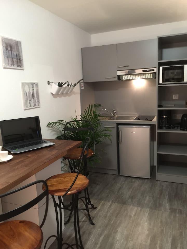 Appartement tout confort dans residence hotelière