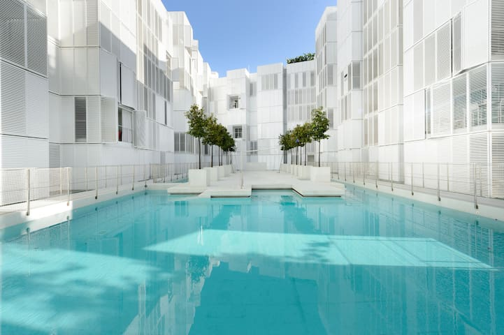 Luxury apt In Ibiza Marina Botafoch - Ibiza - Apartment