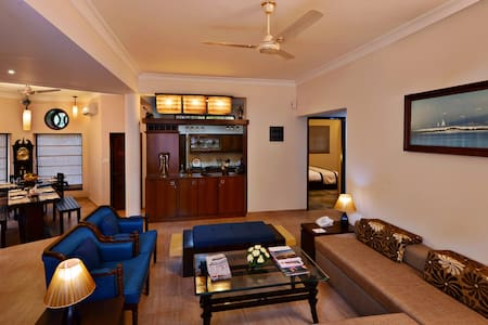 Presidential Suite for Couples in Arpora Baga Road - Arpora
