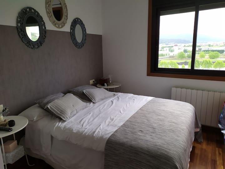 Apartamiento muy luminoso y con buenas vistas