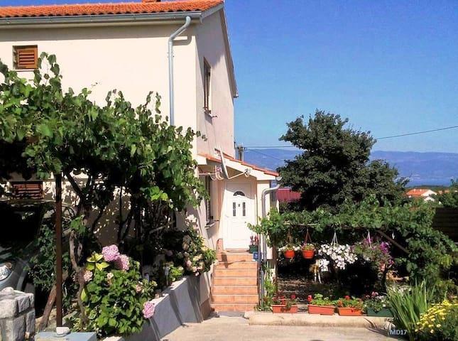 Cosy studio apartment in Šilo