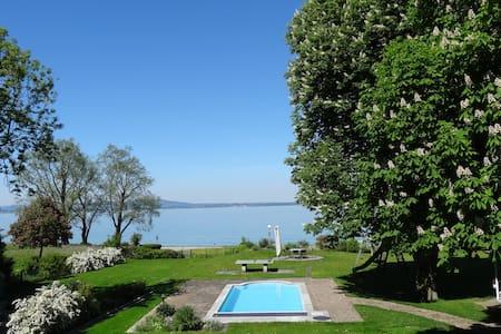 Schönes Gästezimmer direkt am See incl. Frühstück