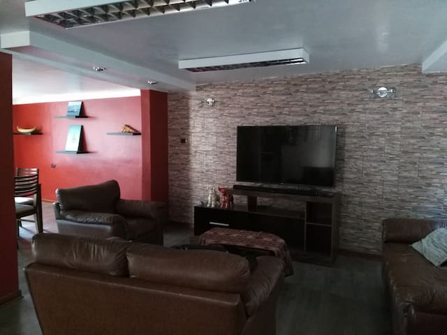 Room in a comfortable house perfect location place - Puno - Dom
