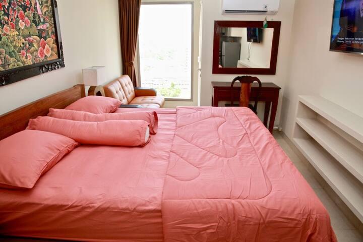 Disewakan Louis Kienne Apartment Simpang Lima