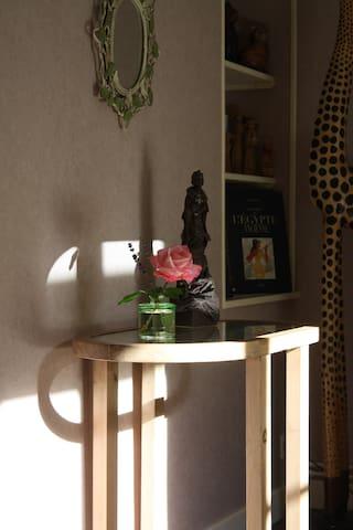 Dans la chambre Zen
