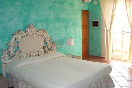 B&B Casale Sant'Angelo: suite con terrazzo privato - Capalbio - ที่พักพร้อมอาหารเช้า
