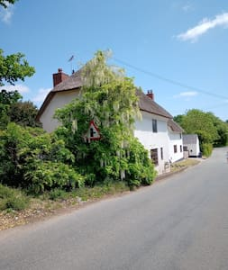 Ideal Beautiful Thatched Cottage Budleigh Devon