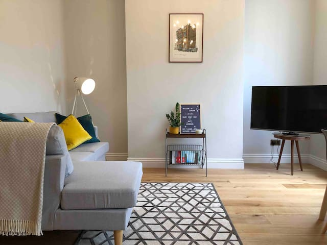 Beautiful period flat zone 1/2 - double bed