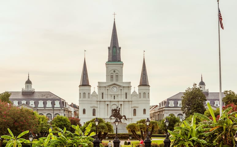 Photo of Jackson Square