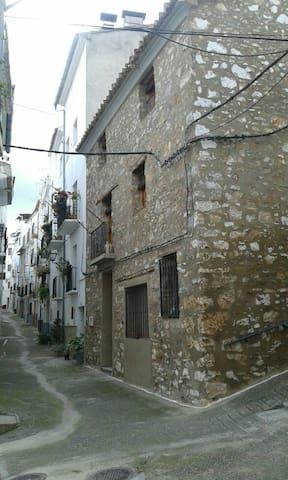 CASA DE PUEBLO TRADICIONAL - Lucena del Cid - House