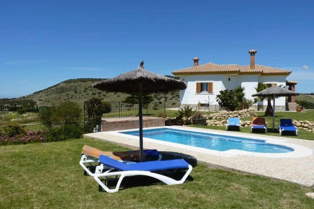 Finca la Vina - by the pool
