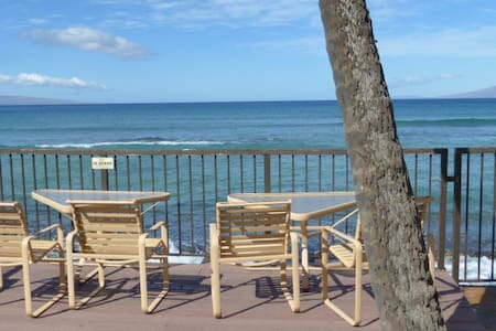 Newly Furnished Oceanfront Condo