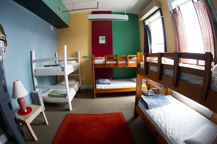 Hostel Buffalo (Bed in Shared Dorm) I (request)