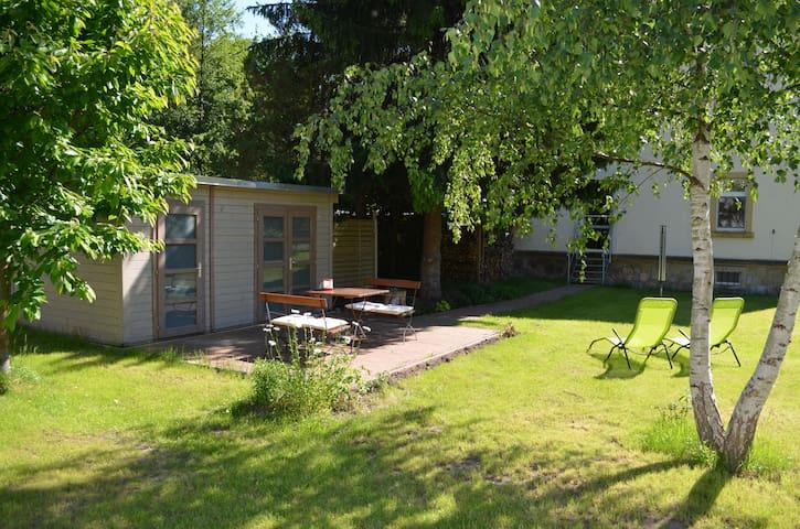 3-Raum-Ferienwohnung am Karswald