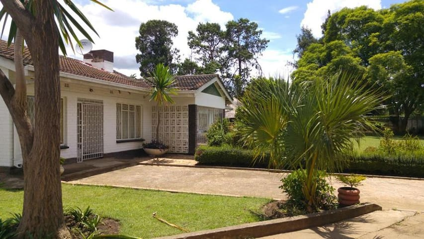 Mount Pleasant Holiday Home - Harare