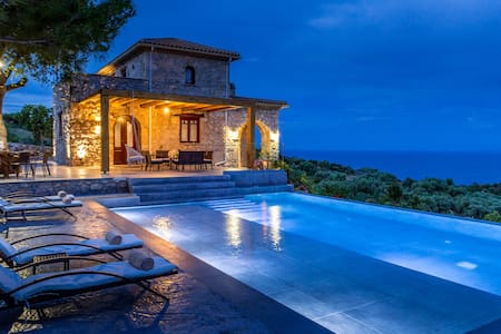 Gagouinos Cottage with new private pool