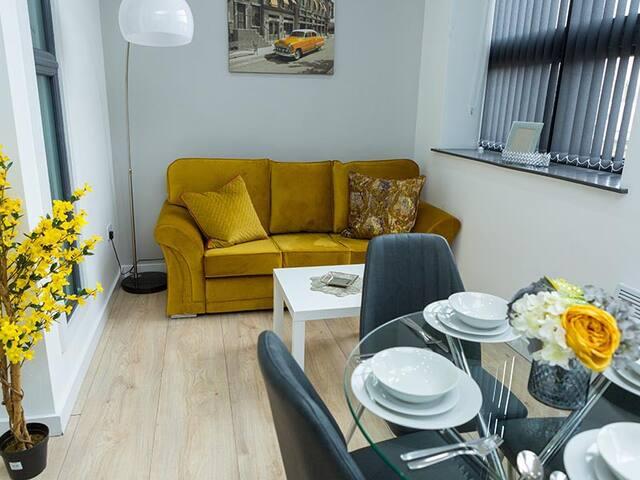 Superior Studio Apartment 2