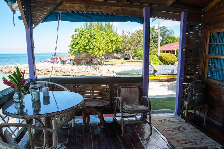 Horizon Cottage - Sea Ranch, Belmont Jamaica - Bluefields Bay