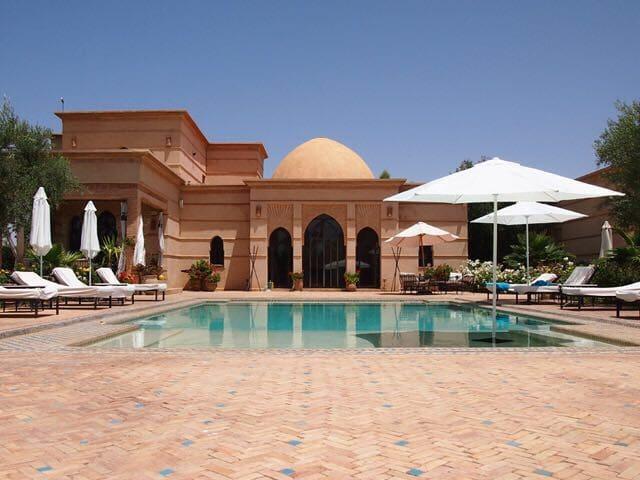 Villa les Oliviers Marrakech - 馬拉喀什 - 別墅