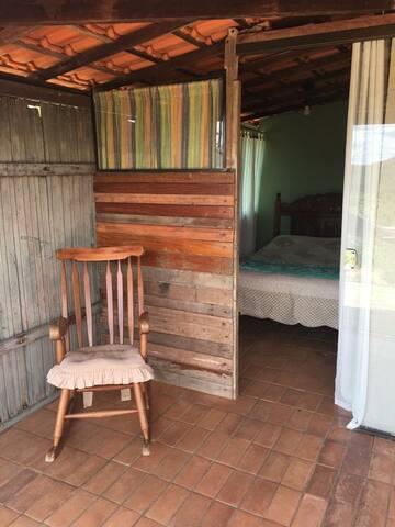 Biodormitório Tilelê 2 - Aldeia da Serra Lapinha