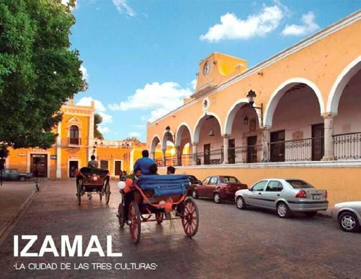 Múdate a Izamal, El pueblo Mágico, FOR SALE!!!!