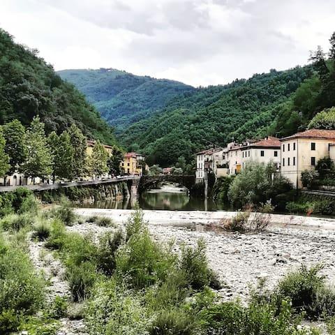 Toscana, CasaCalda #BagniDiLuca #MagicoySanador