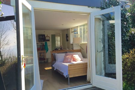 Garden Studio 'Beach 'n Birds' - Noordwijk - Zomerhuis/Cottage