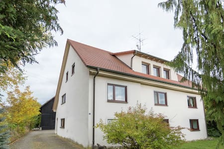 Flat in a sunny location near Lake Constance with a magnificent view
