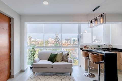 Premiere Apartment-Javier Prado