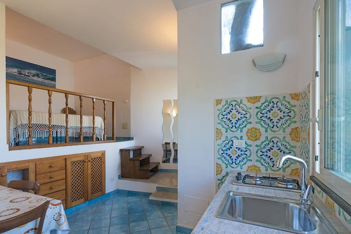 Small and nice flat in Forio