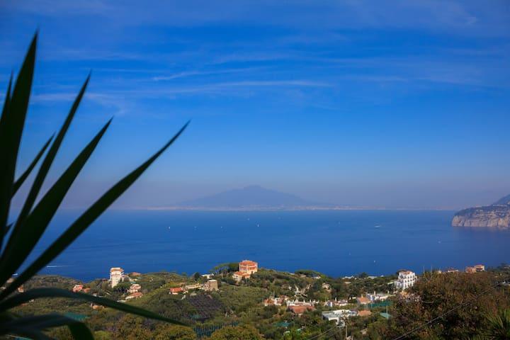 Angy&Cri  Villa con panorama meraviglioso