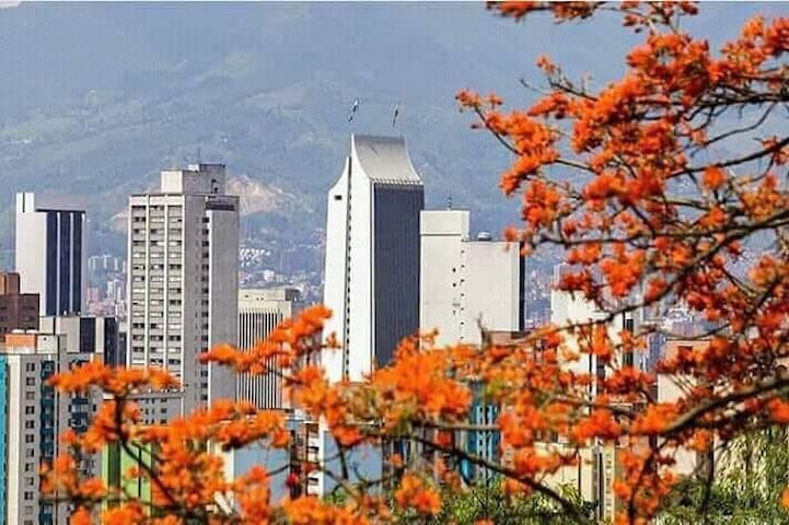 Loft nuevo y seguro  en el centro de Medellín