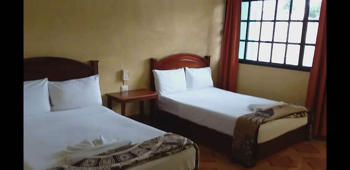 hotelito YAAKUNAH-puerta al mundo maya,-ESCARCEGA