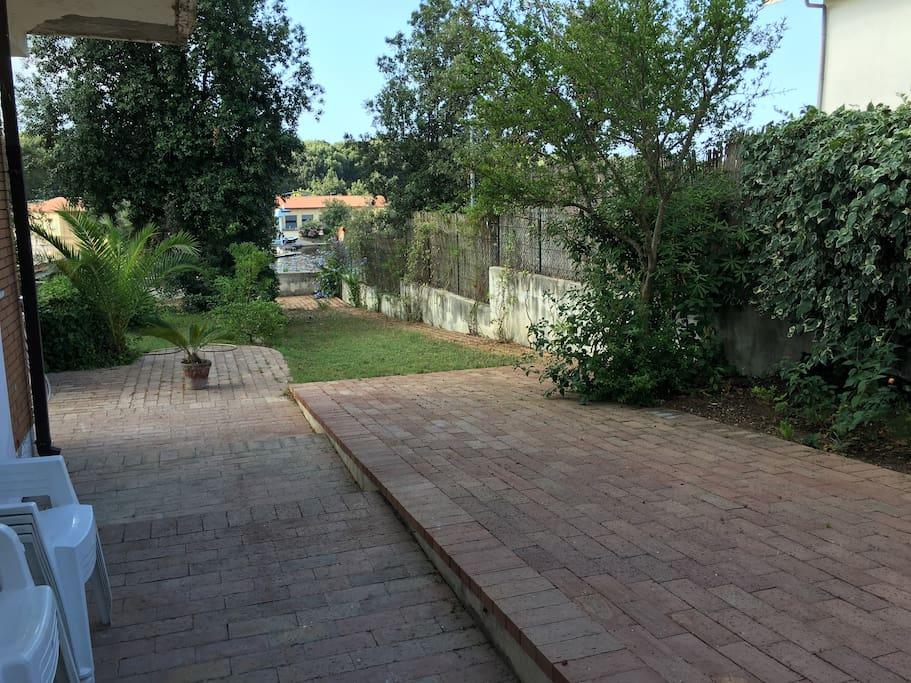 Esterno/giardino