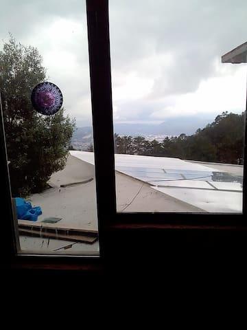 Departamento ecológico en la montaña del Huitepec