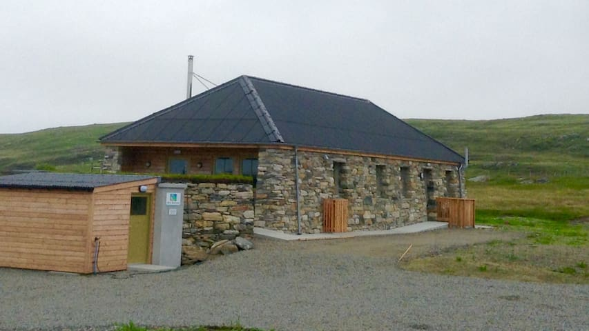 John's Bunkhouse, Berneray