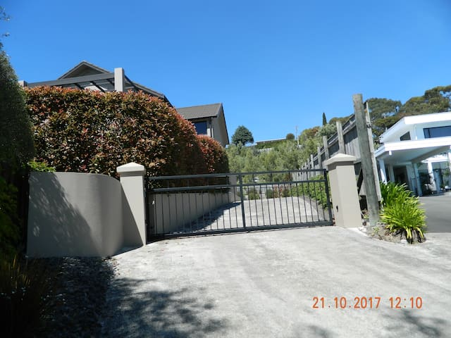 """""""Number 4"""",  Behind The Gate,  Quiet and luxurious"""