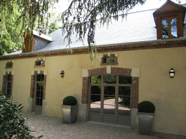LA DEMEURE DE L'ILE - Craon - Huis