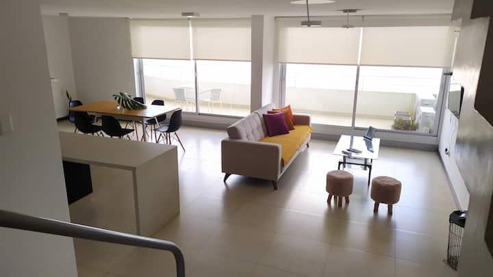 Apartamento 409 de 2 dormitorios, Dos Orillas