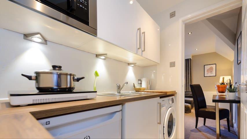 Penthouse Studio for 4 Manchester - Sale - Loft-asunto