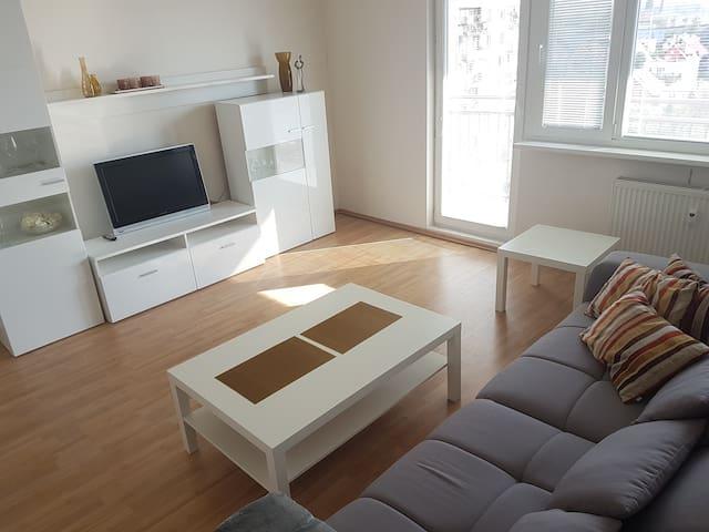 3 IZBOVÝ BYT TRENČÍN S VÝHĽADOM NA HRAD - Trenčín - Apartment