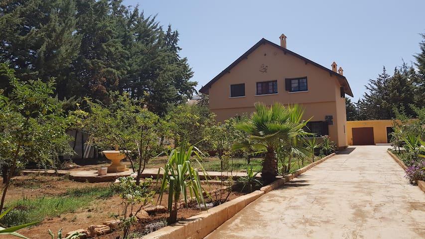 RDC Villa avec jardin