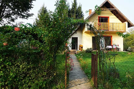 Relax in nature, fresh air,  Robinson tourism. - Kozarska Dubica - Bed & Breakfast