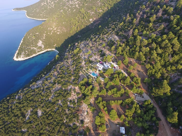 Pefkos Paradise Hideaway - exclusive and private