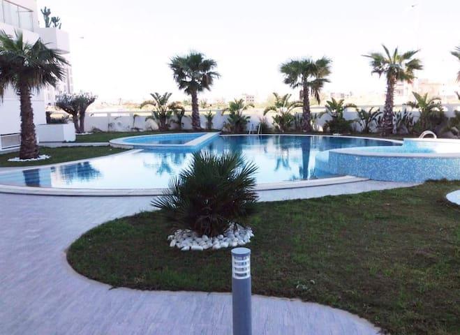Tunisie Hammamet - Hammamet - Leilighet