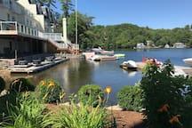 The Inn at Lake Rosseau